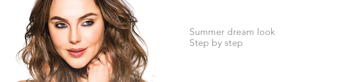 SUMMER DREAM LOOkX TRENT MAKE-UP SPRING/SUMMER 2016