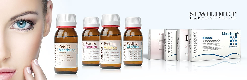 SIMILDIET® PEELING EN SERUMS